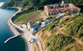 Iveron Monastery on Mt. Athos