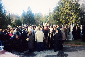Funeral of Brother Jose