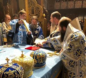 Photo: Archpriest A. Kotar