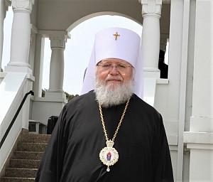 Metropolitan Hilarion, Archbishop of Australia & New Zealand