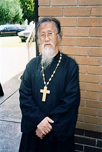 Fr. Michael Lee, the last priest of the Peking Mission, 2015
