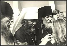 Fr. Rostislav, Met. Philaret, and Abp. Anthony