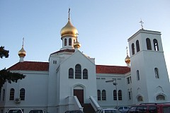 Holy Protection Church in Cabramatta