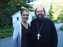 Fr. George & Mat. Liza