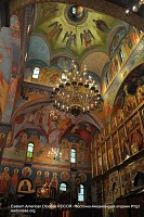 Interior of St. John the Baptist Cathedral