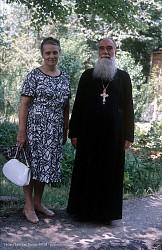 Fr. Peter & Matushka Raisa Motscharsky